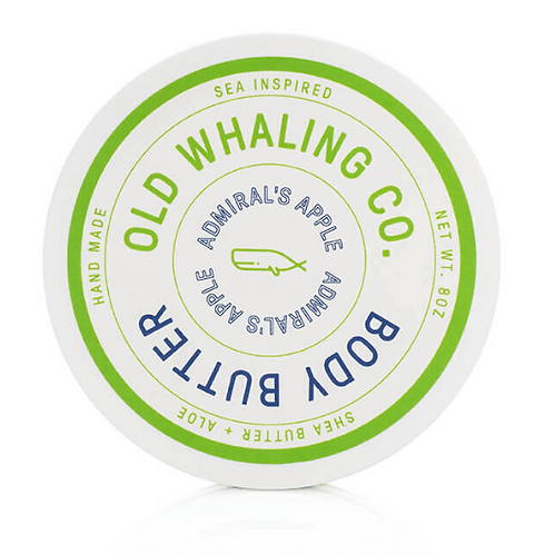Old Whaling Co - Admiral's Apple Body Butter 8oz