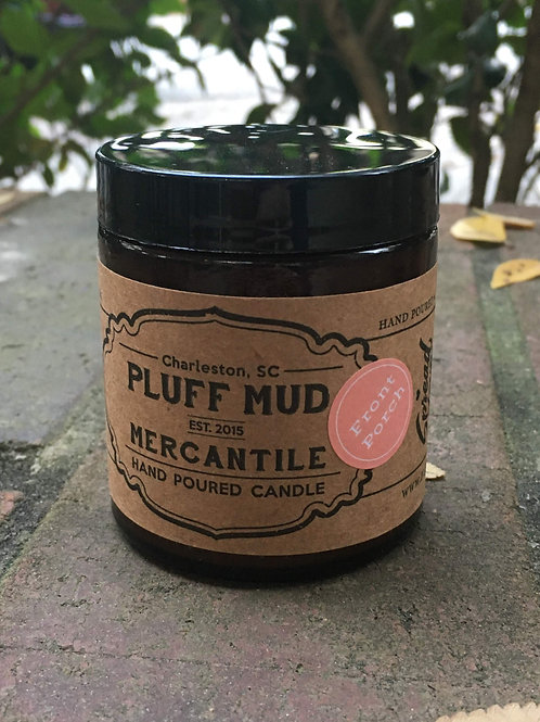 Pluff Mud Mercantile - Front Porch 4oz Candle