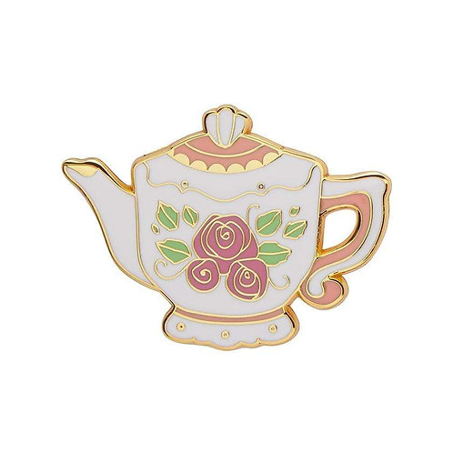Erstwilder - Traditional Teapot Enamel Pin