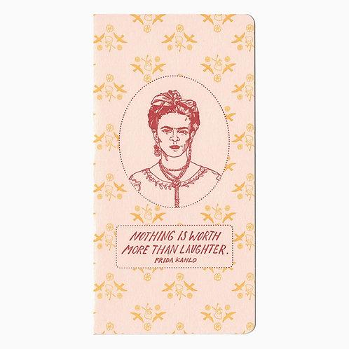 Blackbird Letterpress - Frida Kahlo Weekly Planner