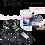 Thumbnail: Trek Tech - Samsung Galaxy S9 Phone Case Wallet Crossbody in Various Colors