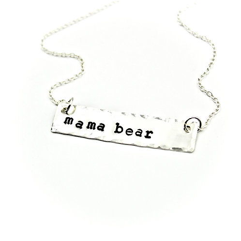 Carruthers Jewelry - Mama Bear Necklace