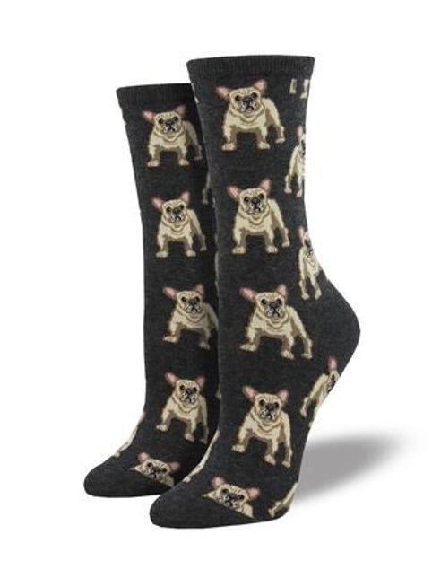 Socksmith - Frenchie Crew Socks