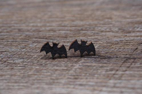 Lumen House - Bat Stud Earrings