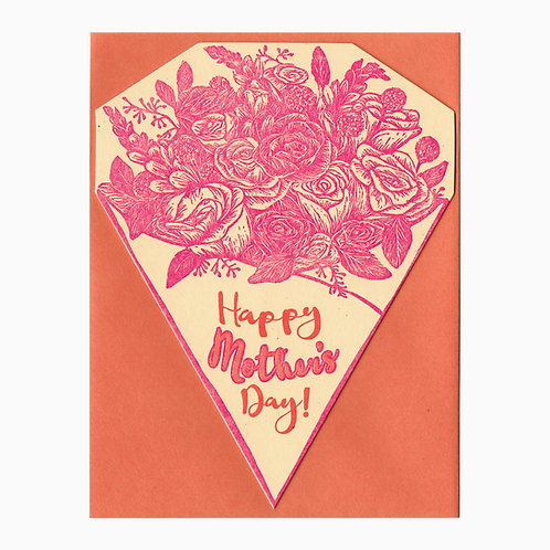 Blackbird Letterpress - Mother's Day Bouquet