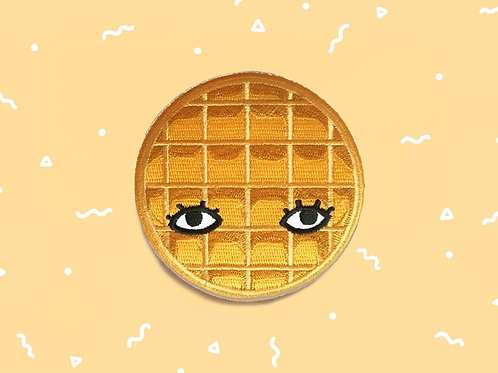 Golden Beets - Iron On Waffle Patch