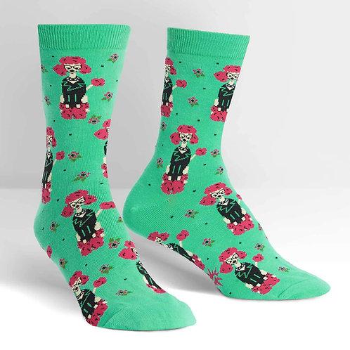 Sock It To Me - Punk Poodle Socks
