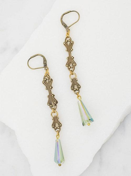 Grandmother's Buttons - Verona Earrings