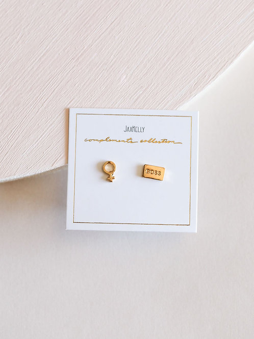 Jax Kelly - Girl Boss Earrings