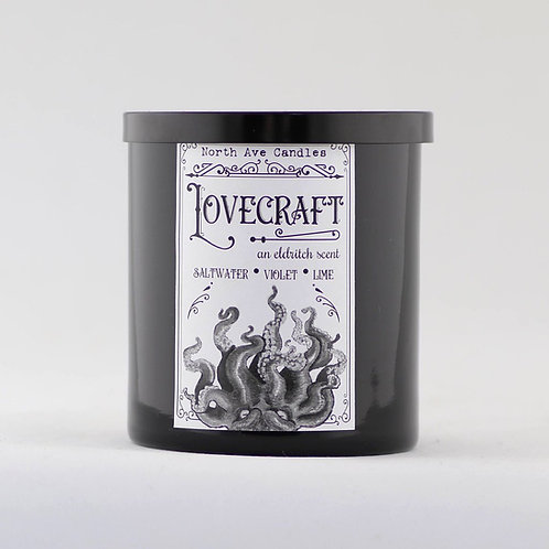 North Ave - LOVECRAFT Candle