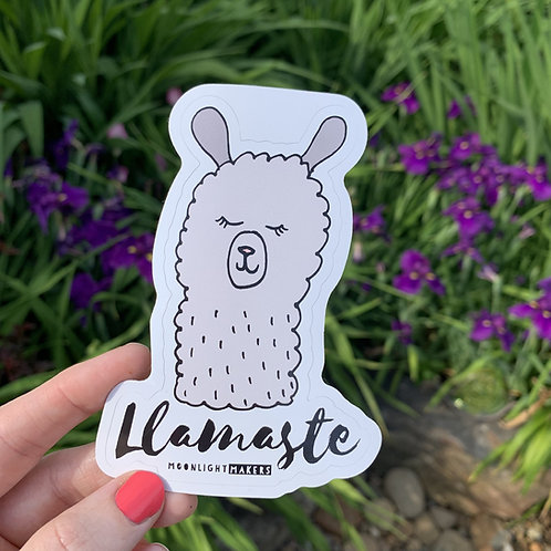 Moonlight Makers - Llamaste Sticker