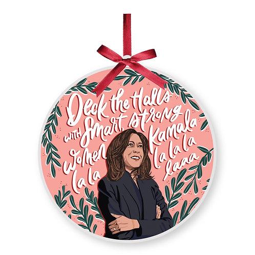 Dahlia Press - Kamala La La Ornament