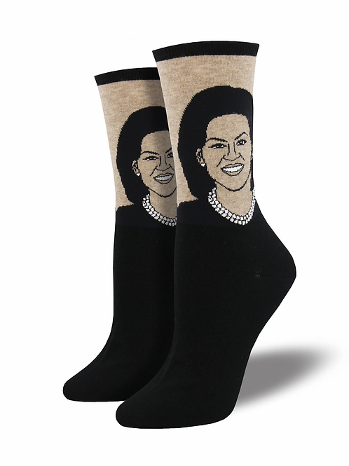 Socksmith - Michelle Obama Socks