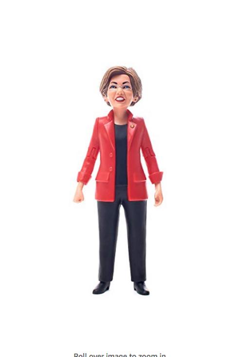 FCTRY - Elizabeth Warren Action Figure