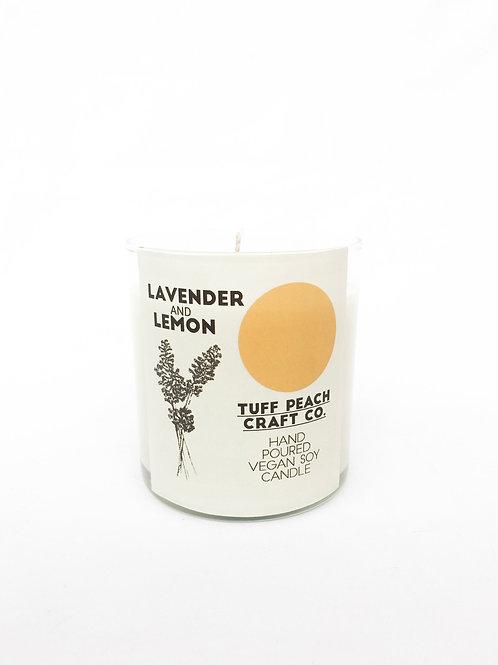 Tuff Peach - Lavender and Lemon Tumblr
