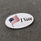 Thumbnail: Dissent Pins - I Vote Flag Pin