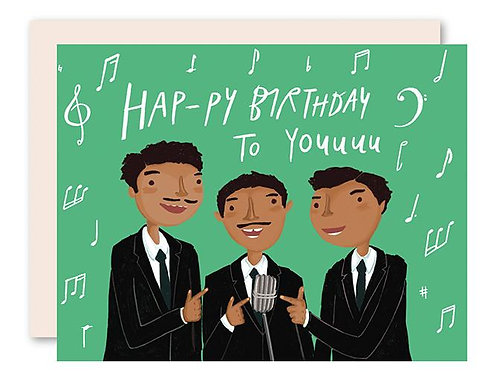 Pencil Joy - Hap-py Birthday
