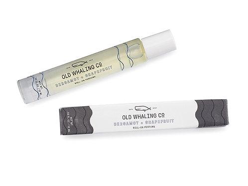 Old Whaling Co. - Bergamot & Grapefruit Roll-On Perfume