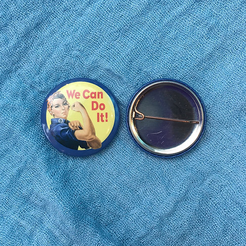 Ephemera - We Can Do It Button