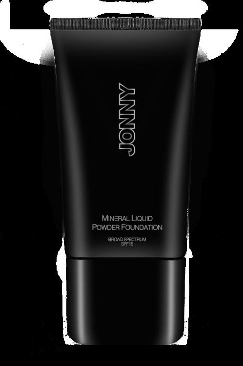 Jonny Cosmetics - Mineral Foundation