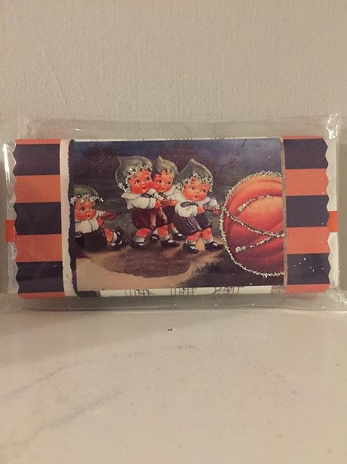 Nelda Barcher - Halloween Chocolate Bar