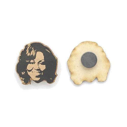 Lettercraft - Michelle Obama Magnet