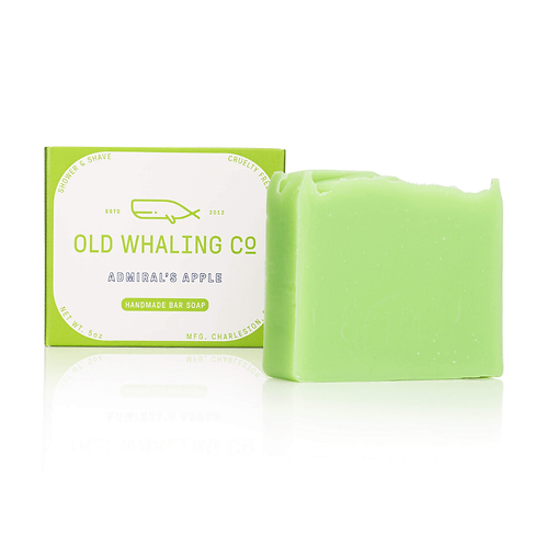 Old Whaling Co - Admiral's Apple Bar Soap