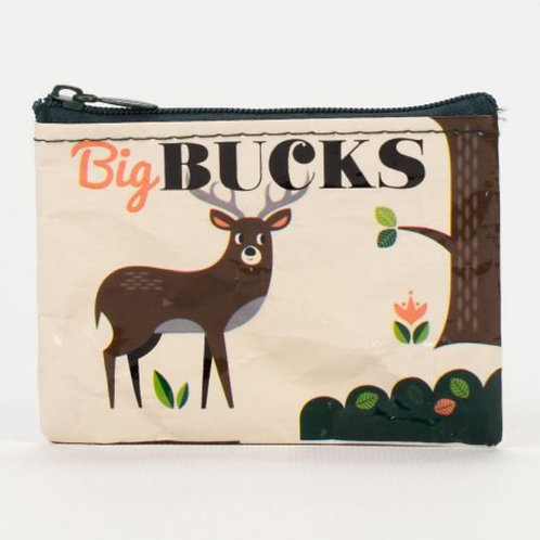 Blue Q - Big Bucks Coin Purse