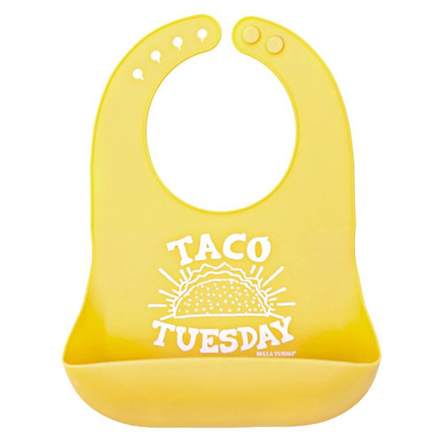 Bella Tunno - Taco Tuesday Wonder Bib