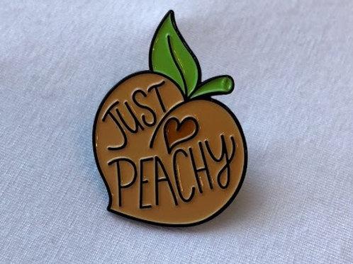 Tambi Designs - Just Peachy Pin