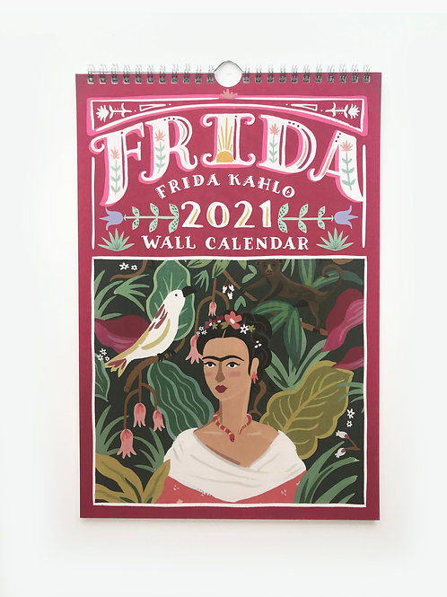 Idlewild Co - Frida 2021 Calendar