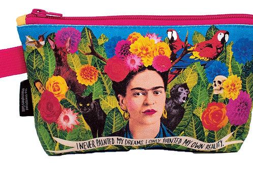 Unemployed Philosophers - Frida Kahlo Zipper Bag