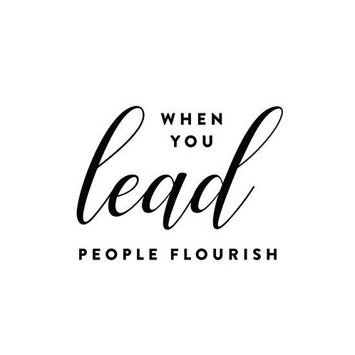 Shannon Cohen - When You Lead People Flourish Card