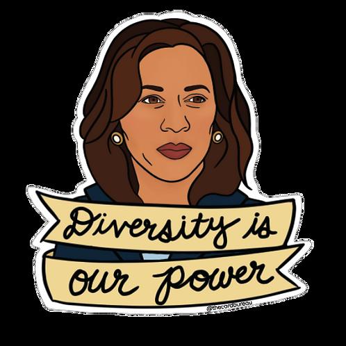 Card Bureau - Kamala Harris Sticker