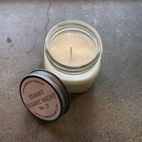 Lapin Designs - Starry Starry Night Soy Candle