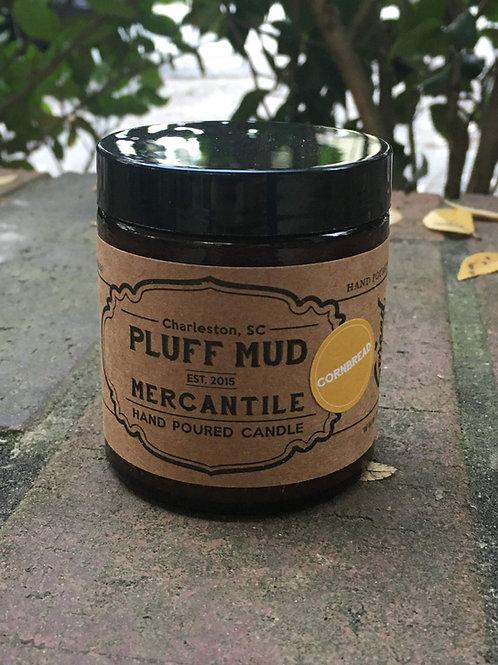 Pluff Mud Mercantile - Cornbread 4oz Candle