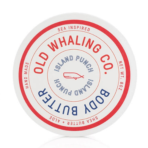Old Whaling Co. - Island Punch Body Butter 8oz