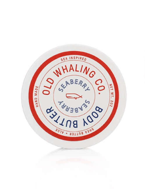 Old Whaling Co. - Seaberry Body Butter 2oz