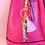 Thumbnail: Little Arrow - Mermaid Glitter Keychain