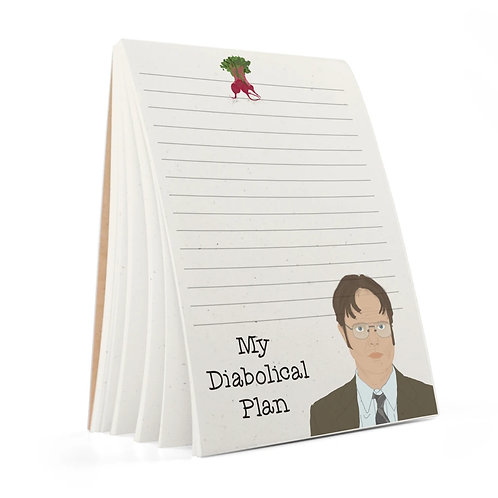 Tay Ham - The Office Notepad