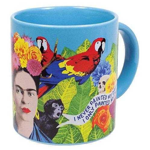 Unemployed Philosophers Guild - Frida Kahlo Mug