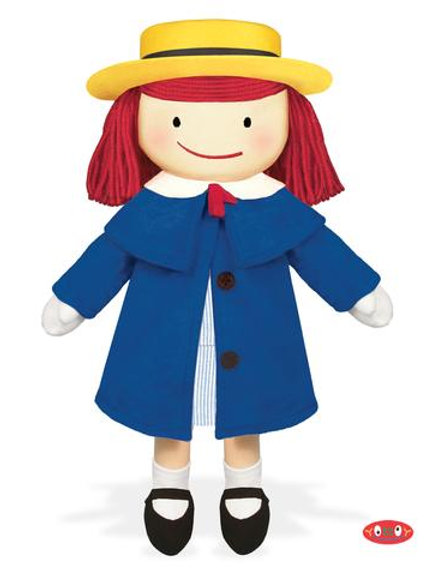 "Yottoy - Classic Madeline 16"" Doll"