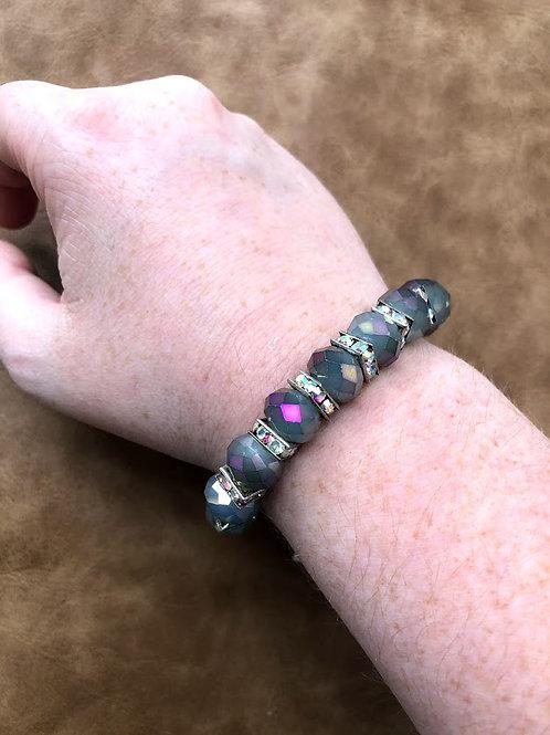 Rachel Eva - Sparkling Bead Bracelet