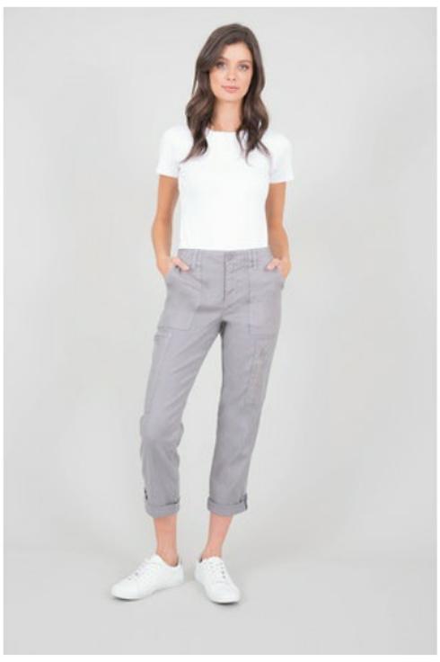 Level 99 - Gravity Louisa Ankle Cargo Pants