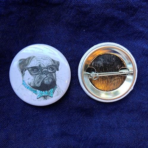 ShopAberleigh - Pug Buttons