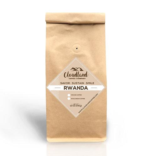 Cloudland Coffee - Rwanda Blend