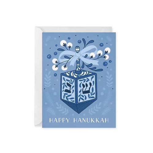 Paper Raven Co. - Happy Hanukkah Card