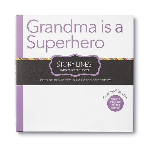 Compendium - Grandma Is A Superhero