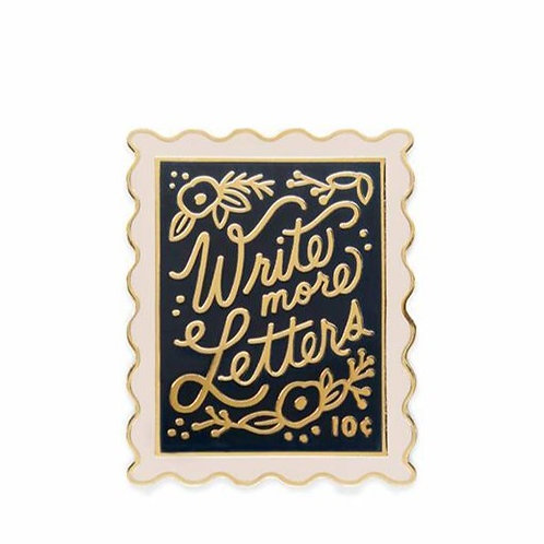 Rifle Paper Co - Stamp Pin