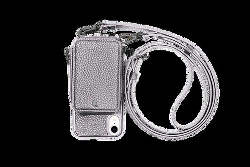 Trek Tech - Iphone XR Phone Case Wallet Crossbody in Various Colors